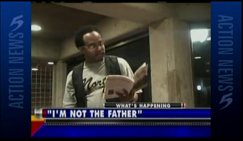 I Am Not the Father, False Paternity Interview – Marcus L. Matthews on WMC Action News 5
