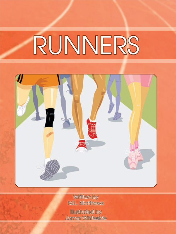 RUNNERS – NEW BOOK